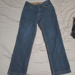 Duluth Flex Ballroom Relaxed Fit Denim Jeans
